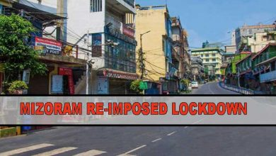 Photo of Mizoram Returns to Total Lockdown For 2 Weeks starting June 9