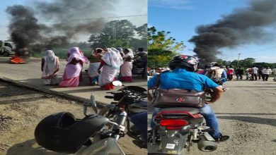 Photo of Assam: youth murdered, locals blocked NH-37 in Sessa of Dibrugarh district