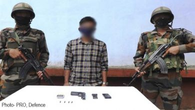 Photo of Assam: Army apprehends NSCN(R) cadre in Tinsukia