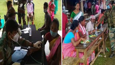 Photo of Assam: Army extends helping hand to Baghjan oil well fire victims