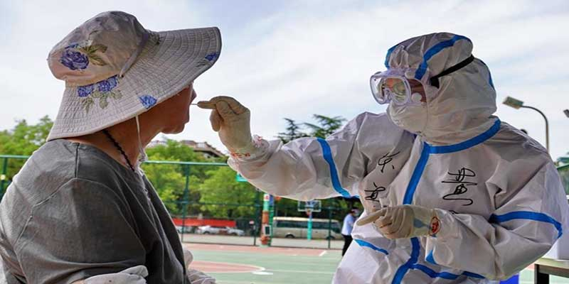 Fresh COVID-19 outbreak in China, 106 infected in Beijing since June 11