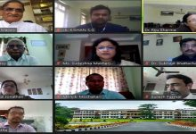 Photo of Assam:  Webinar on Risk Communication and Community Engagement (RCCE) and Combating Stigma Related to COVID-19 through partnership in North Eastern States