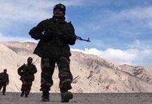 Photo of Ladakh: Three Indian soldiers killed in clash with PLA