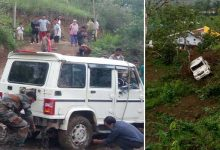 Photo of Manipur:Army rescues accident victims, recovers vehicle in senapati