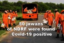 Photo of Coronavirus: 50 jawans of NDRF were found Covid-19 positive