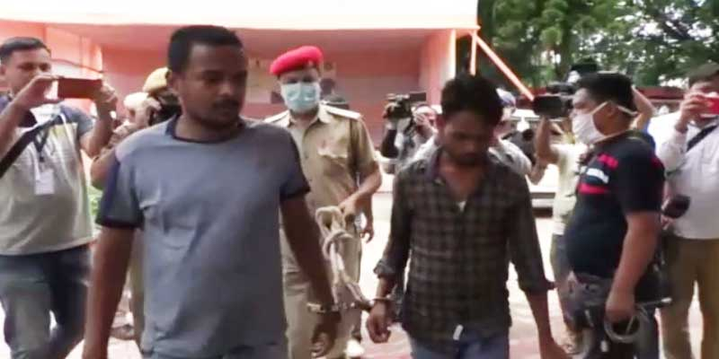 Assam: Two arrested for raping minor in Dibrugarh, two absconded