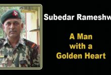 Photo of Assam: Subedar Rameshwar, A Man with a Golden Heart