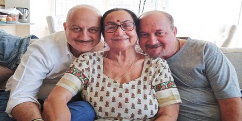 Coronavirus: Anupam Kher's four family members test positive for COVID-19