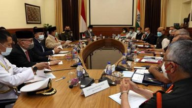 Photo of Defence Ministers' Dialogue between India and Indonesia held