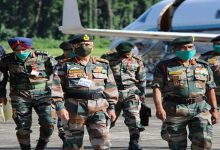 Photo of Assam: Chief of Army staff visits Tezpur