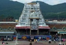 Photo of Triputi Temple: Over 700 staff member test positive for Covid-19,  three have died