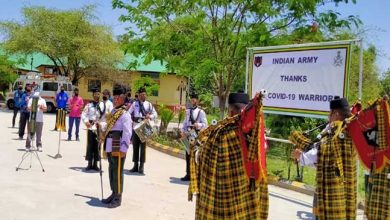 Photo of Indian Army expresses solidarity in Lower Assam